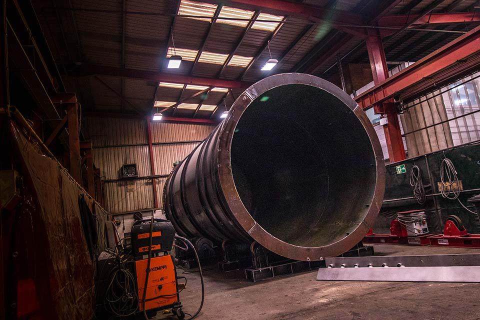 Overhead Gantry Crane Training Aberdeen : Facility spirotech aberdeen