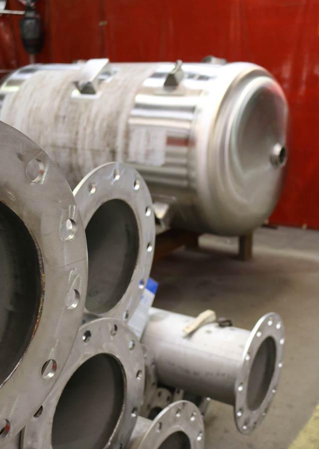 Spirotech-SRD factory facility