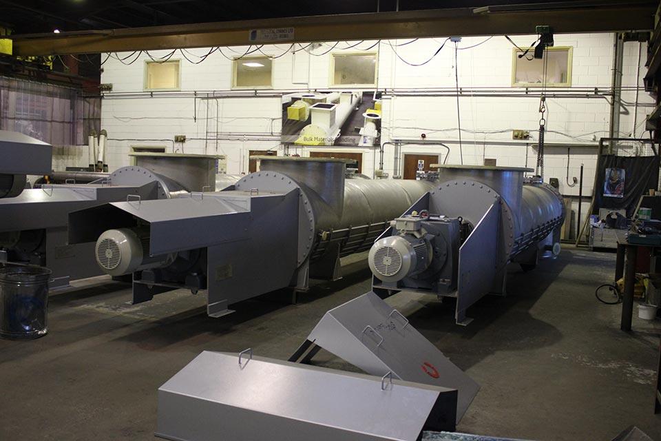 Spirotech-SRD - Bulk handling products