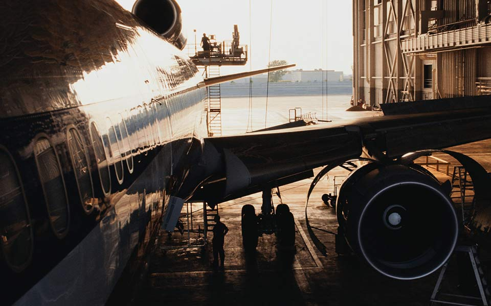 Spirotech markets - Aerospace industry