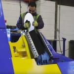 Spirotech-SRD Screw Flight Press
