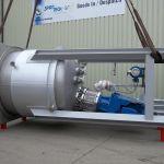 Spirotech-SRD pressure vessel mixer tank
