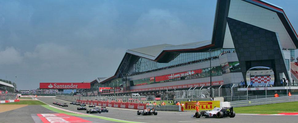 Win tickets to see the British F1 Grand Prix 2015