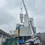 Spirotech-SRD complete second silo for paint production company