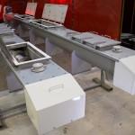Screw conveyors for Saudia Arabian plastics manufacturer