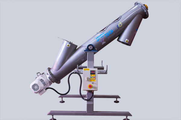 Vertical screw conveyors - Spirotech-SRD Group