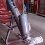 Canted flight screw conveyor - Spirotech-SRD Group
