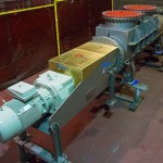 Pressurised screw conveyor - Spirotech-SRD