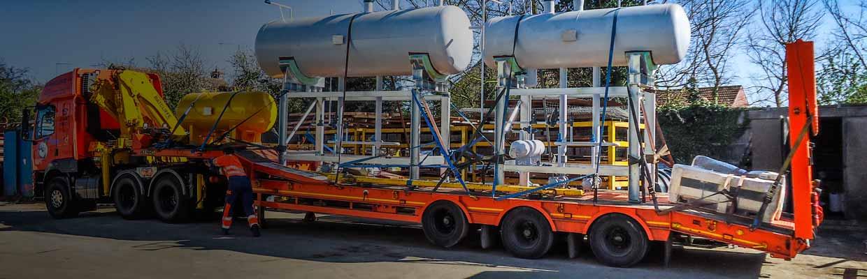 Refrigeration plant design and manufacture - Spirotech-SRD