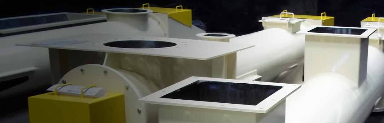 Screw conveyors - stock equipment - Spirotech-SRD