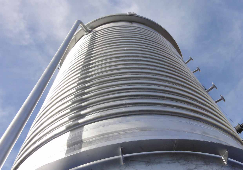 Pressure vessel manufacturer - Spirotech-SRD