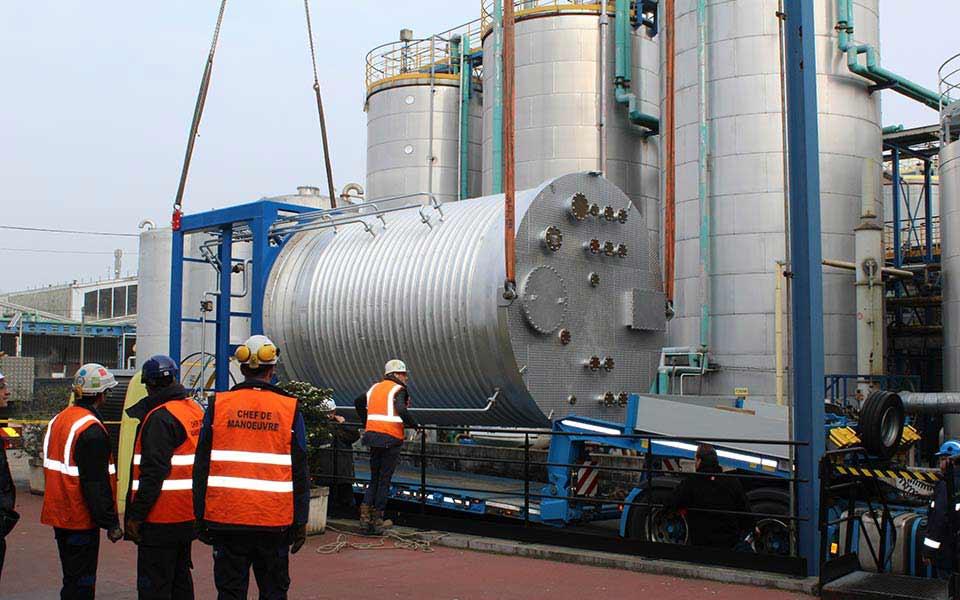 Pressure Vessels - Spirotech-SRD