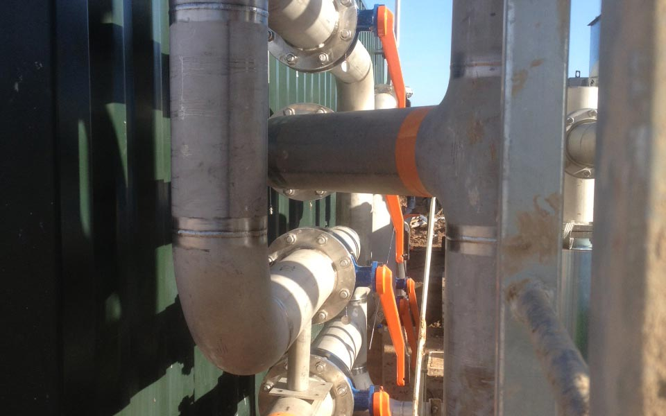 Spirotech pipework manufacture