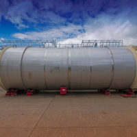 5m silo design and manufacture