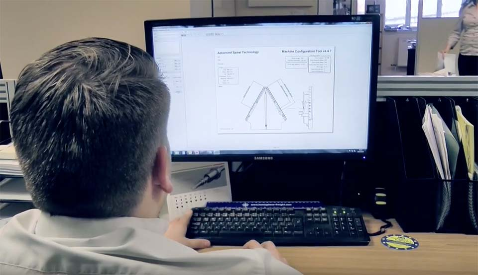 Pressure vessel design Spirotech-SRD