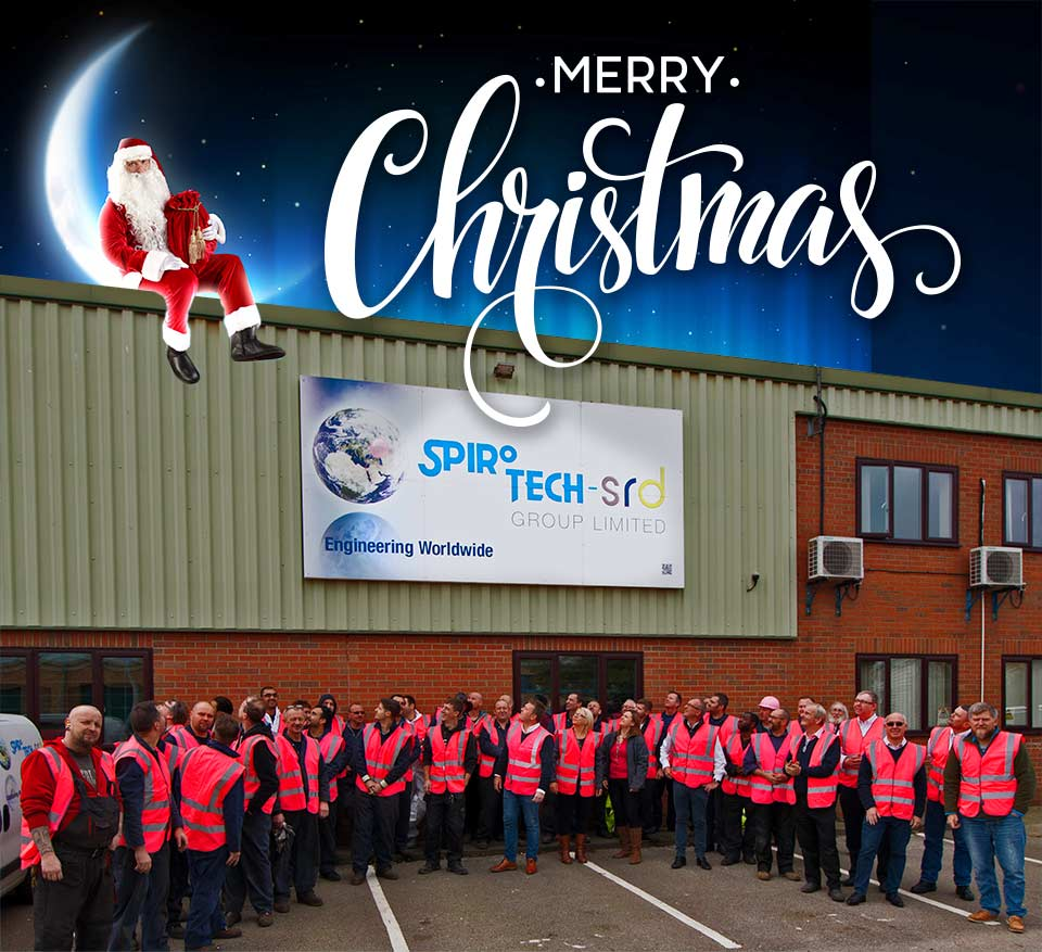 Merry Christmas from Spirotech-SRD Group