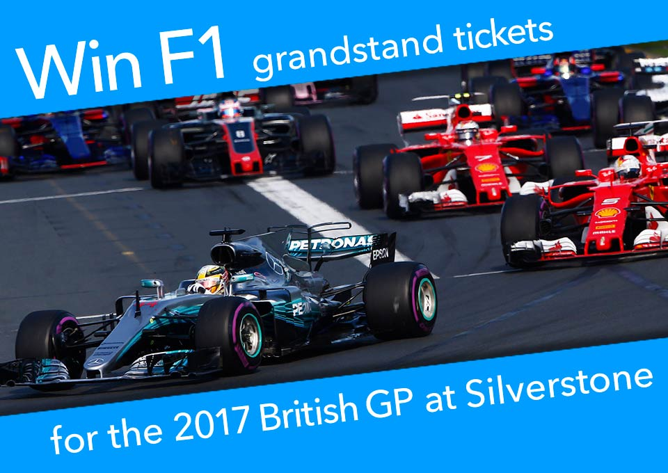2017 Formula 1 Rolex British Grand Prix | MotoGP 2017 Info, Video, Points Table