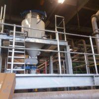Spirotech bulk powder handling system