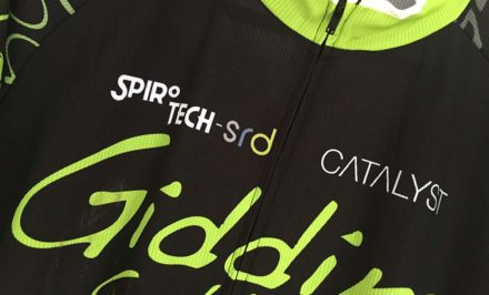 Spirotech sponsor local cycle group