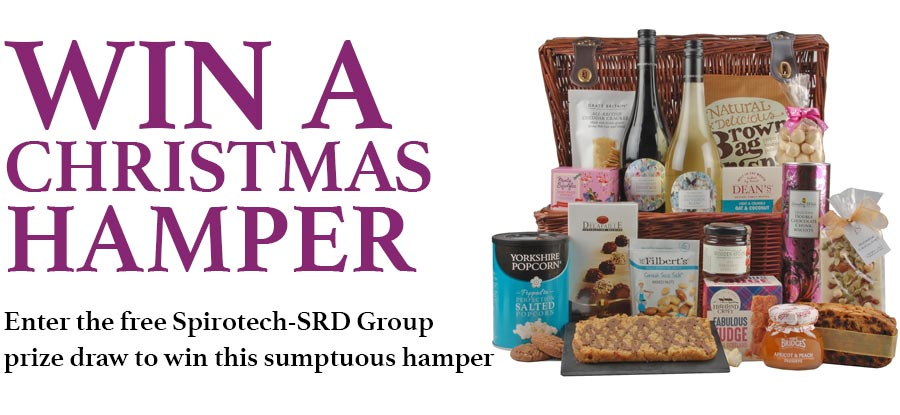 Christmas hamper prize draw 2017