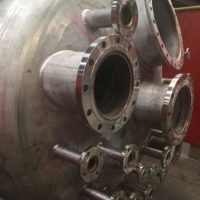 Pressure vessel design and construction