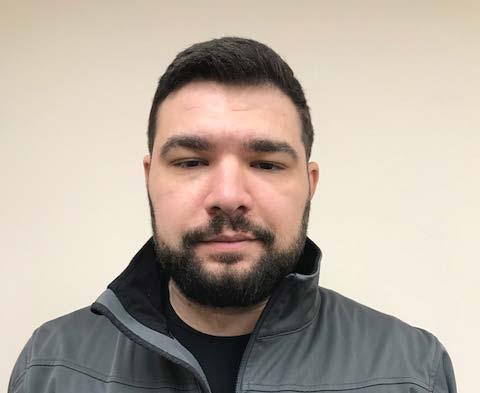 Catalin Ciurea, QA/QC Inspector, Spirotech-SRD Group