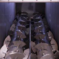 Screw conveyors for Dedert Corporation