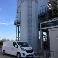 Silo installation by Spirotech-SRD Group