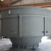 Design and manufacture of 2 silos for energy company