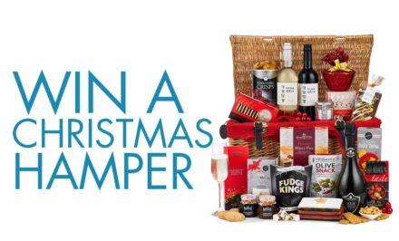 Win a Christmas hamper