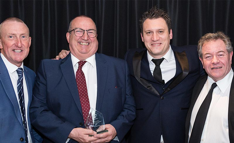 Spirotech York receive SHAPA Award 2019