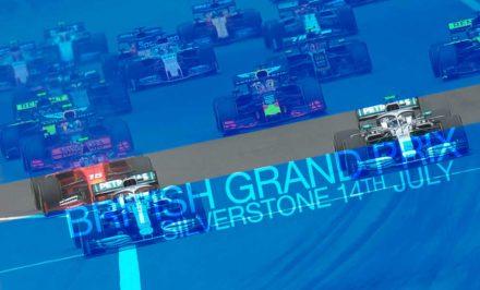Win tickets for F1 British GP 2019