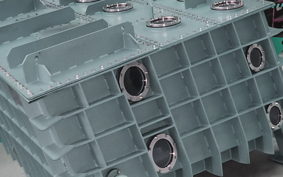 Spirotech pressure vessel design and manufacture