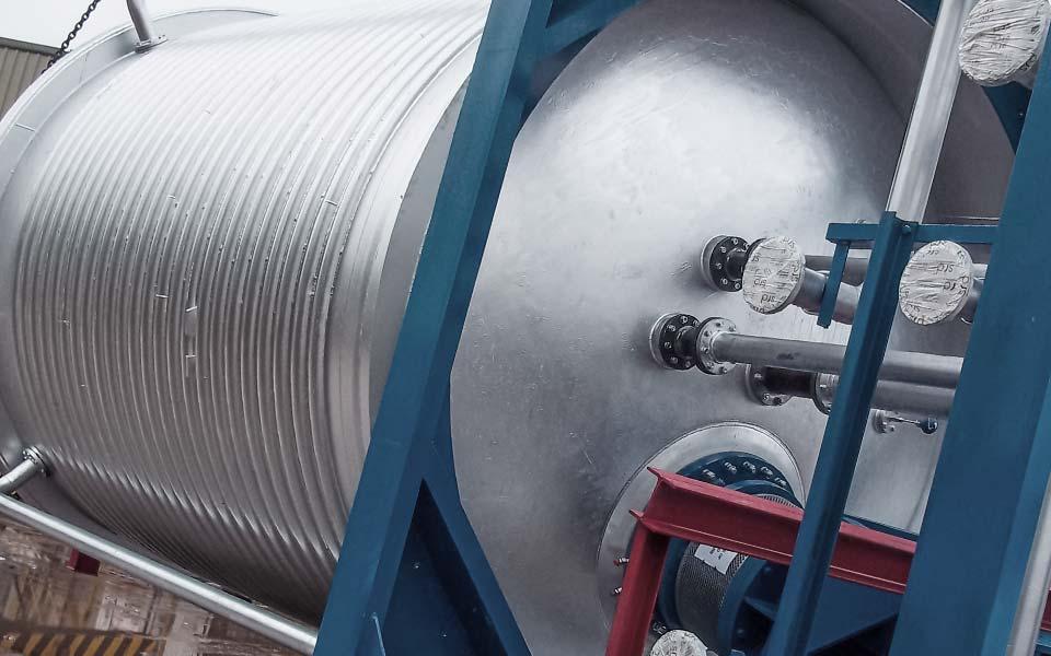 Spirotech tanks and silos