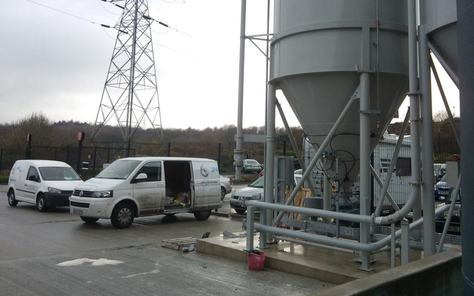 Live bins and Vibratory Systems
