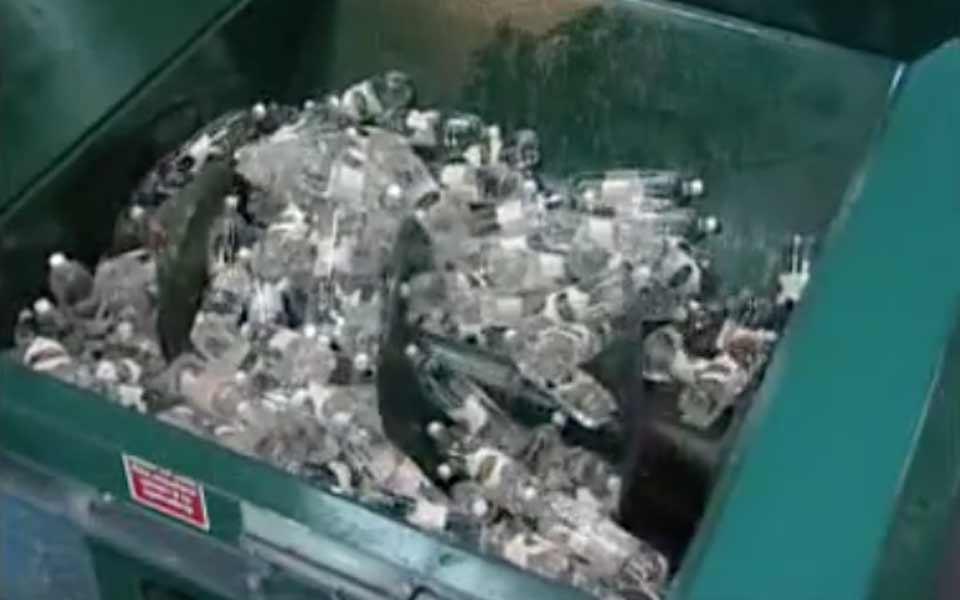 Waste compactor - Spirotech-SRD Group