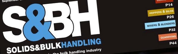 Solids & Bulk Handling Magazine
