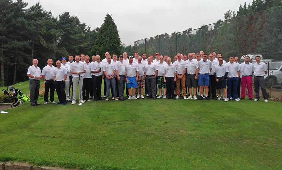 Spirotech-SRD Rick Gardiner Memorial Golf Day