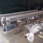 Spirotech-SRD Bulk materials handling - screw conveyors