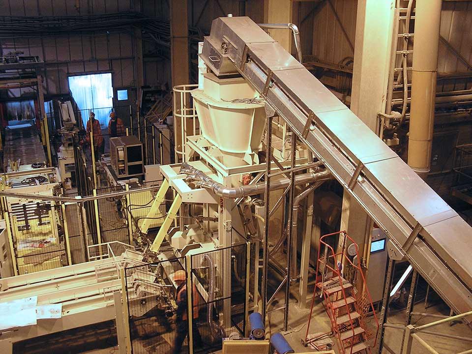 belt conveyors - Silo maintenance - Spirotech-SRD Group