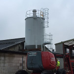 Silo installation - Spirotech-SRD Group