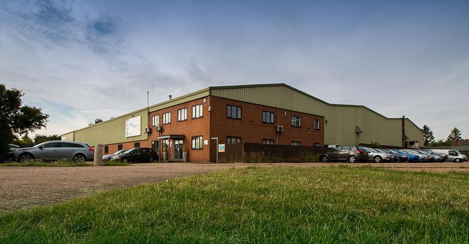 Spirotech-SRD headquarters in Sawtry, Cambridgeshire