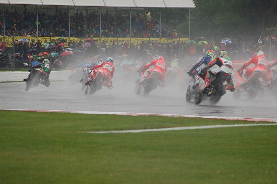 Spirotech-SRD MotoGP ticket prize draw winner