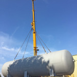 Pressure vessels bound for Norway - Spirotech-SRD