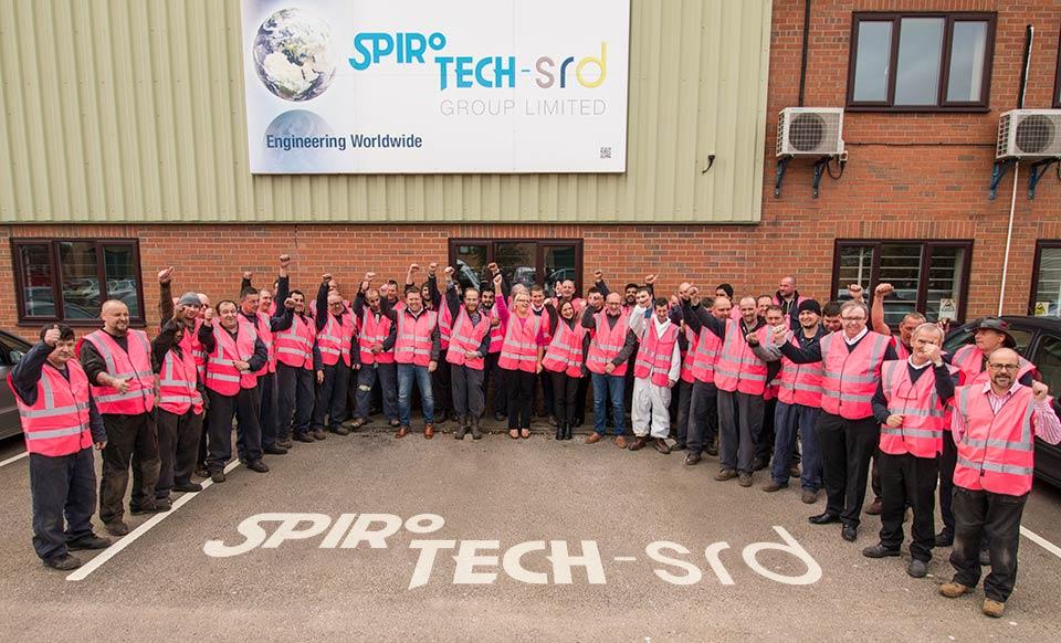 Spirotech Wear It Pink