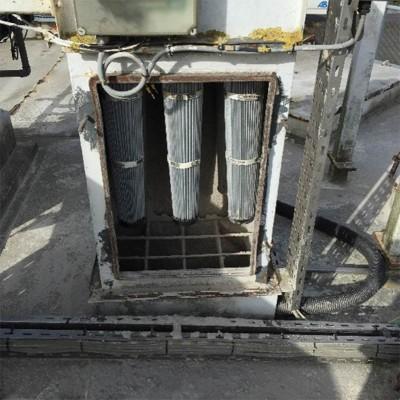 Silo maintenance regime