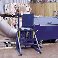 Waste compactor - Spirotech-SRD