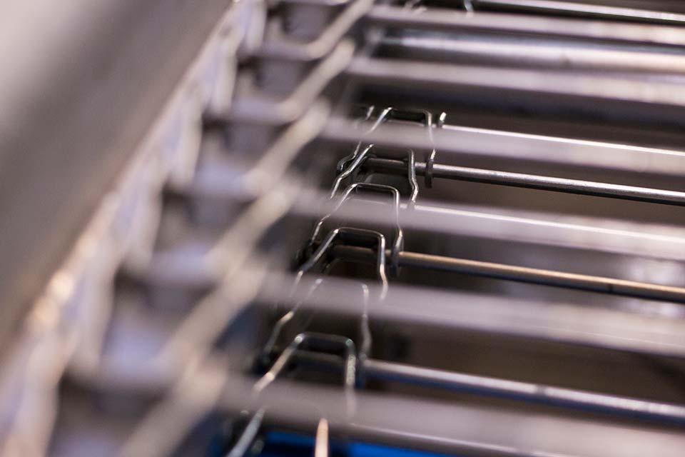 Chain conveyors - Spirotech-SRD Group