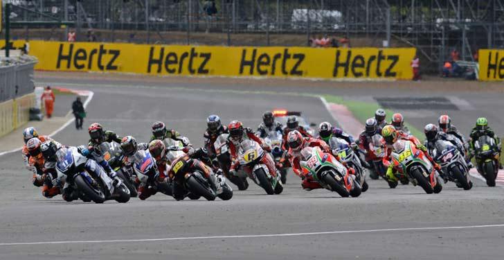 Spirotech-SRD MotoGP prize draw
