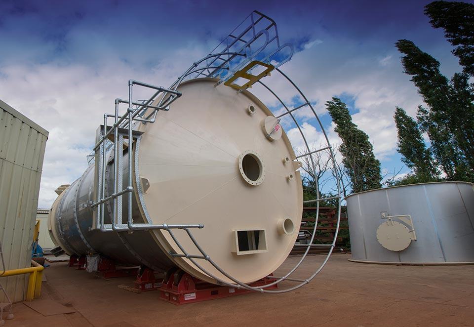 5m silo design and manufacture